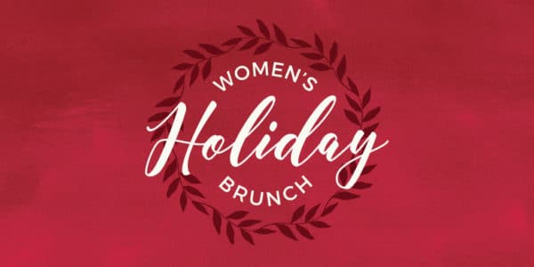 Women's Holiday Brunch
